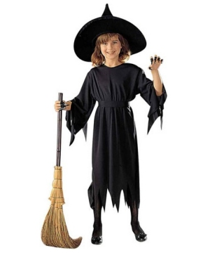 Witchy Witch Kids Costume