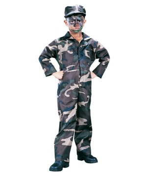 Soldier Boys Costume