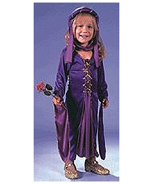 Renaissance Princess Toddler Costume