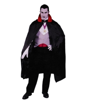 Red Vampire Adult Costume