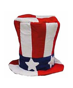 Top Hat American Flag