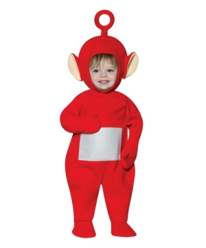 Teletubbies Po Costume - Toddler Costume 12 To 24 Months