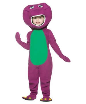 Barney Costume - Toddler/child Costume
