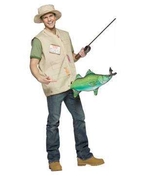 Catch of the Day Costume - Adult Costume