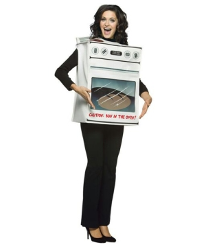 Bun in the Oven Costume - Adult Costume