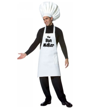 Bun Maker Costume - Adult
