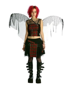 Fairy Punk Women Costume