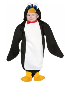 Penguin Bunting Baby Costume