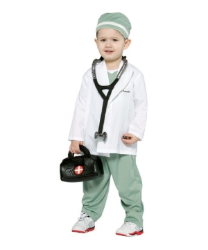 Future Doctor Costume - Toddler Costume