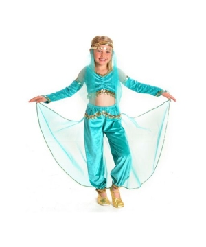 Genie Disney Girl Costume