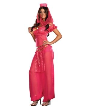 Genie make Your Wish Women Costume