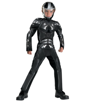 Gi Joe Duke Classic Muscle Kids Costume