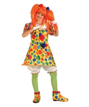 Giggles the Clown Costume - Adult Costume