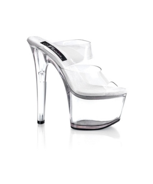 Sky Clear Shoes - Women Sexy Shoes