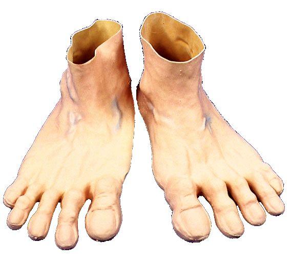 Jumbo Rubber Feet