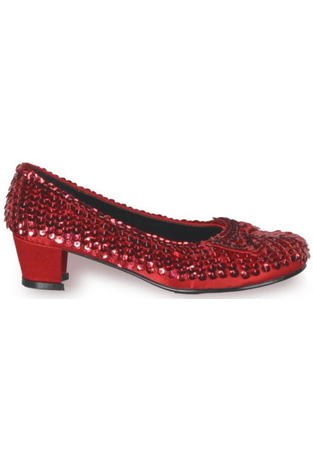Buy Child Red Sequin Shoes at xflavismo.ga Before your tornado survivor starts easing down that road, be sure she's got the proper foot wear.