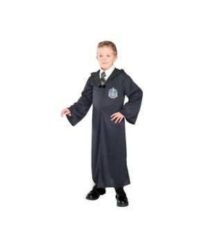 Harry Potter Slytherin Robe Costume - Child Costume