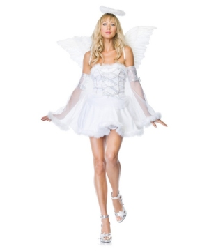 Heavenly Angel Women Costume