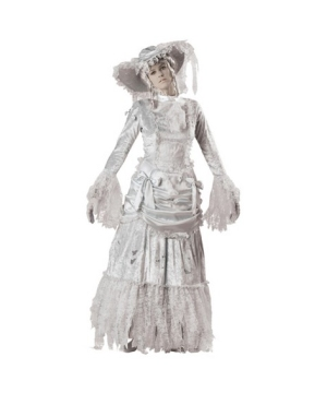 Ghostly Lady Adult Costume