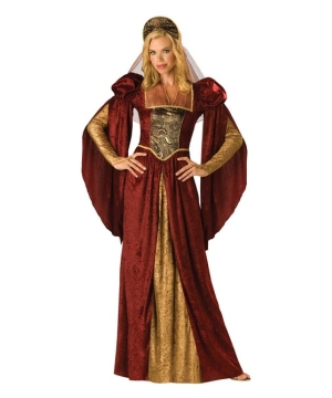 Renaissance Maiden Dress Adult Costume