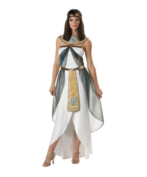 Queen of Nile Costume - Adult Egyptian Costume