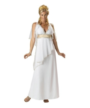 Golden Greek Goddess Womens Costume