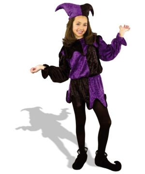 Jester Kids Costume