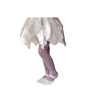 Lavender Sparkle Kids Tights