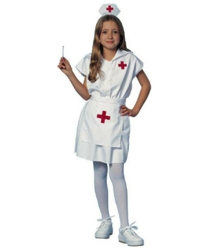Little Nurse Costume - Kids Costume