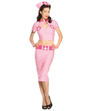 Miss Mary Medic Costume Adult