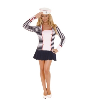 Sexy Sailor Adult Costume