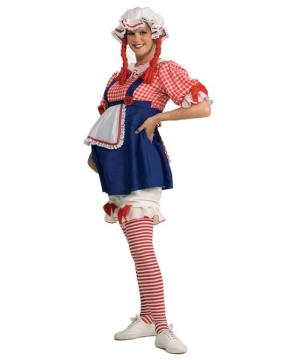 Mommy To Be Rag Doll Women Costume