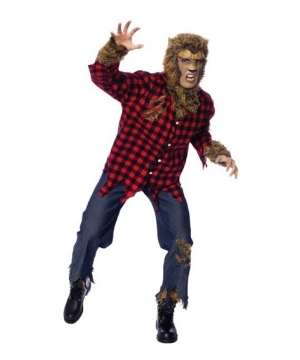 Wolfman Adult Costume