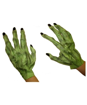 Monster Hands Adult Gloves Costume Accessory