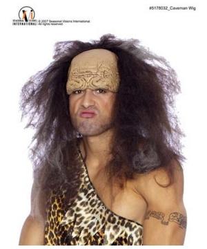 Caveman Adult Wig