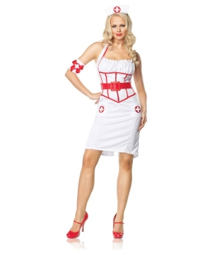 On Call Nurse Women Costume