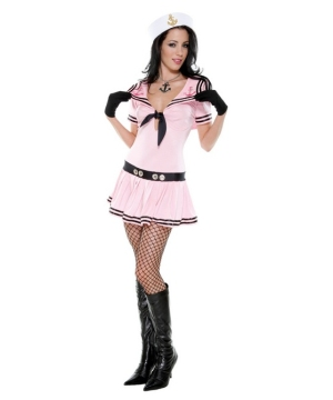 Sassy Sailor Adult Costume