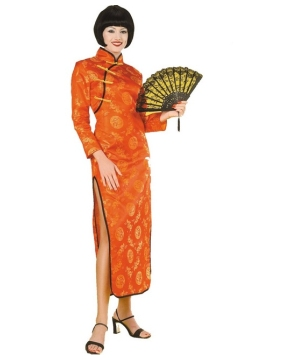 Oriental Princess Womens Costume