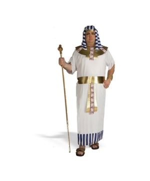 Pharaoh plus size Egyptian Costume