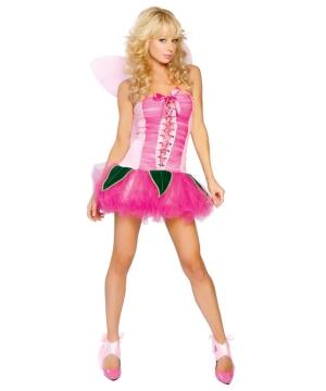 Pink Pixie Women Costume