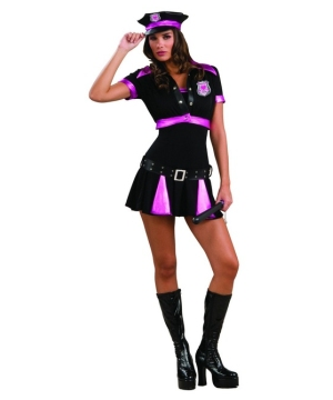 Pleasure Police Costume - Adult Costume