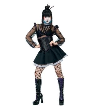 Gothic Lolita Womens Costume