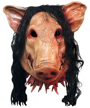 Saw Pig Adult Mask