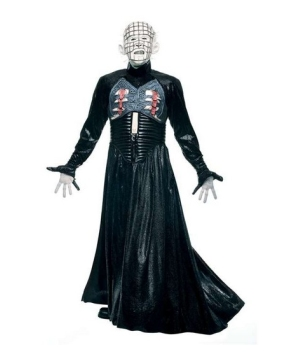 Pin head mask halloween costume mask for Tattoo freak costume
