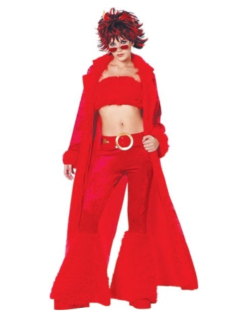 Club Devil Demonica Teen Costume