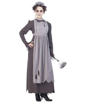 Elsa the Ghost Maid Women Costume
