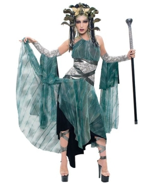 Medusa Dress Adult Costume