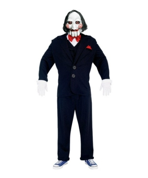 Jigsaw Puppet Adult Costume