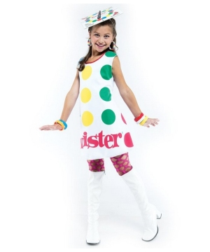Twister Kids Costume