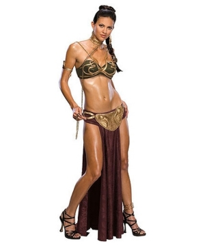 Princess Leia Slave Adult Costume